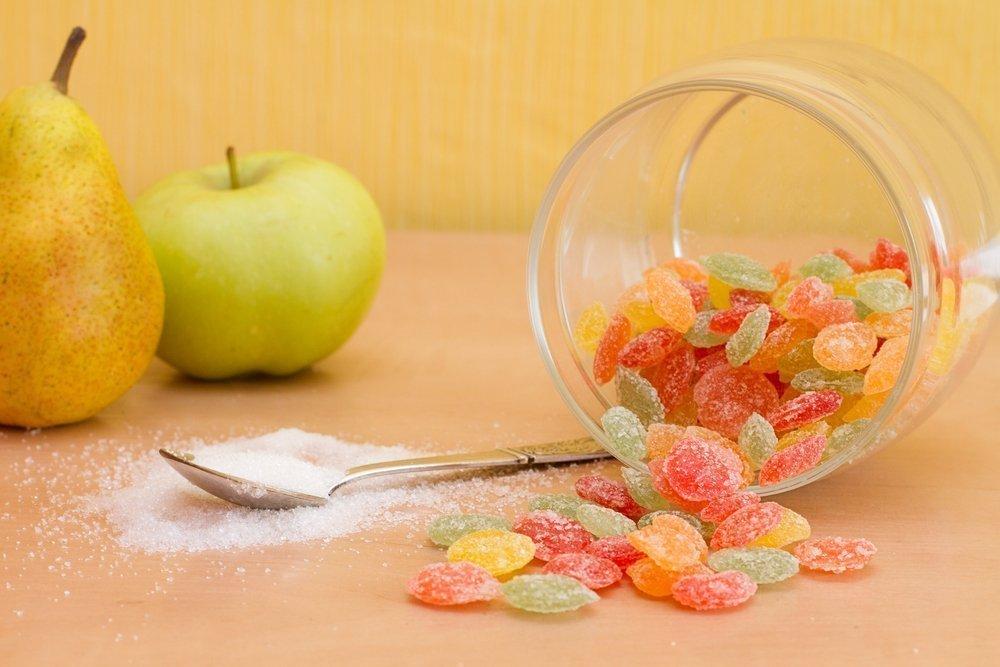 Мармелад из фруктов