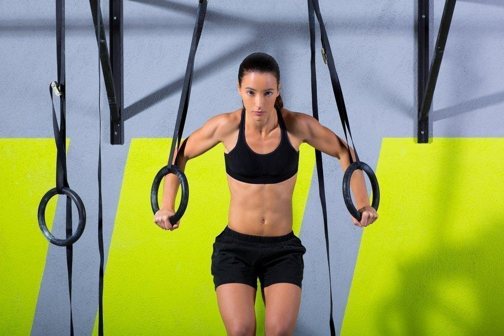 Отдохните от фитнес-тренировок