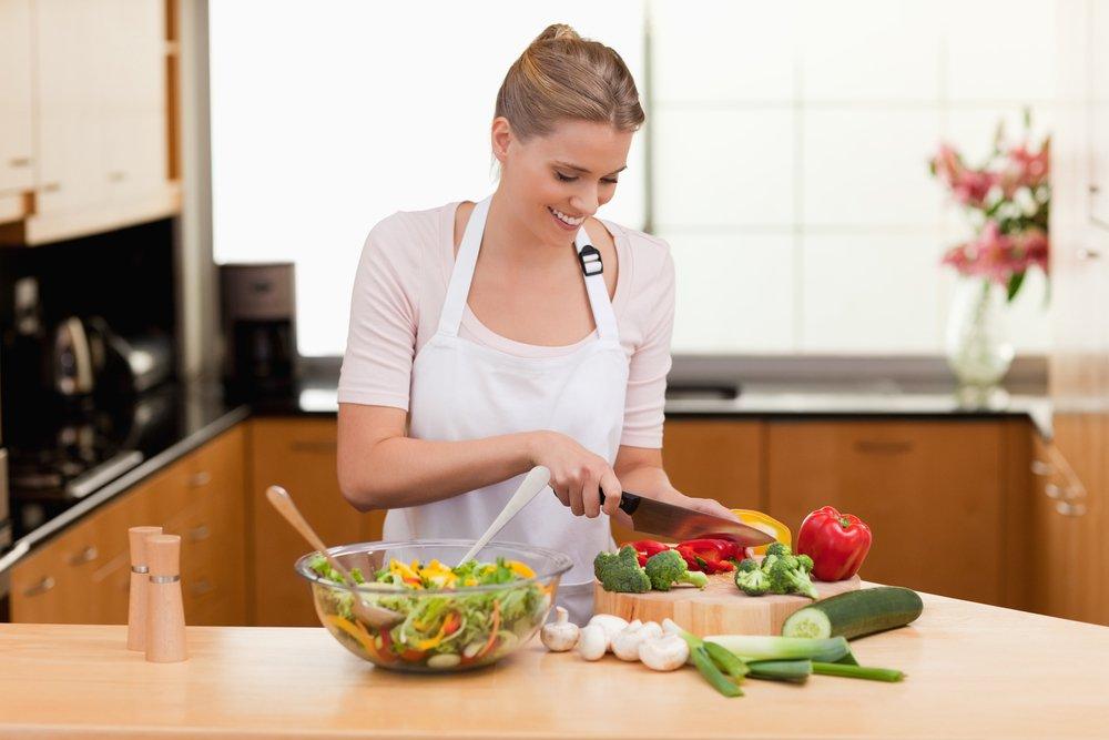 Основные принципы составления рациона питания