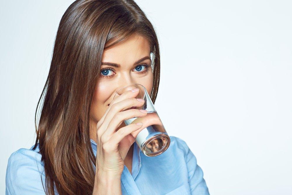 Было: соблюдайте питьевой режим — пейте 8 стаканов воды в сутки