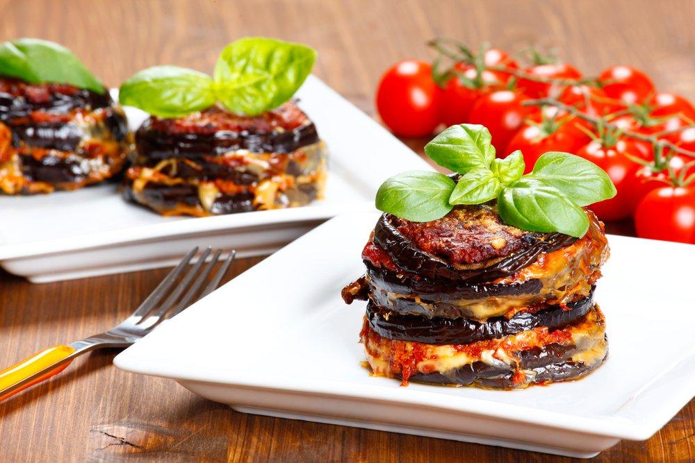 Национальное блюдо кухонь Балканского региона – «Имам-баялды»