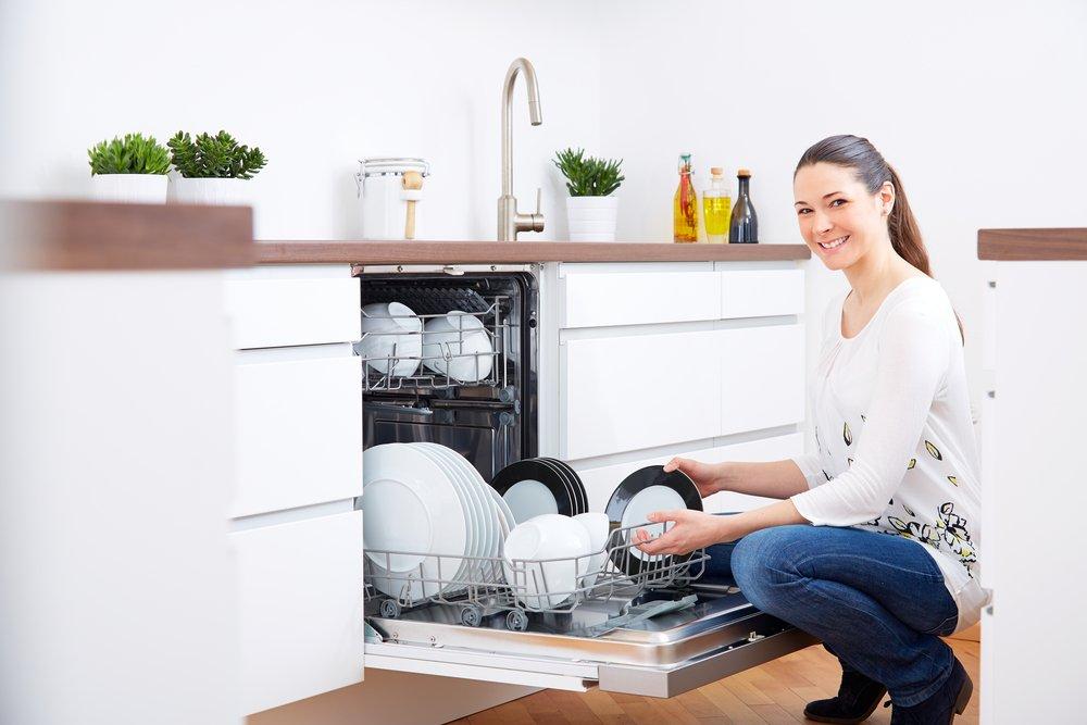 Как посудомоечные машины справляются с сушкой посуды?