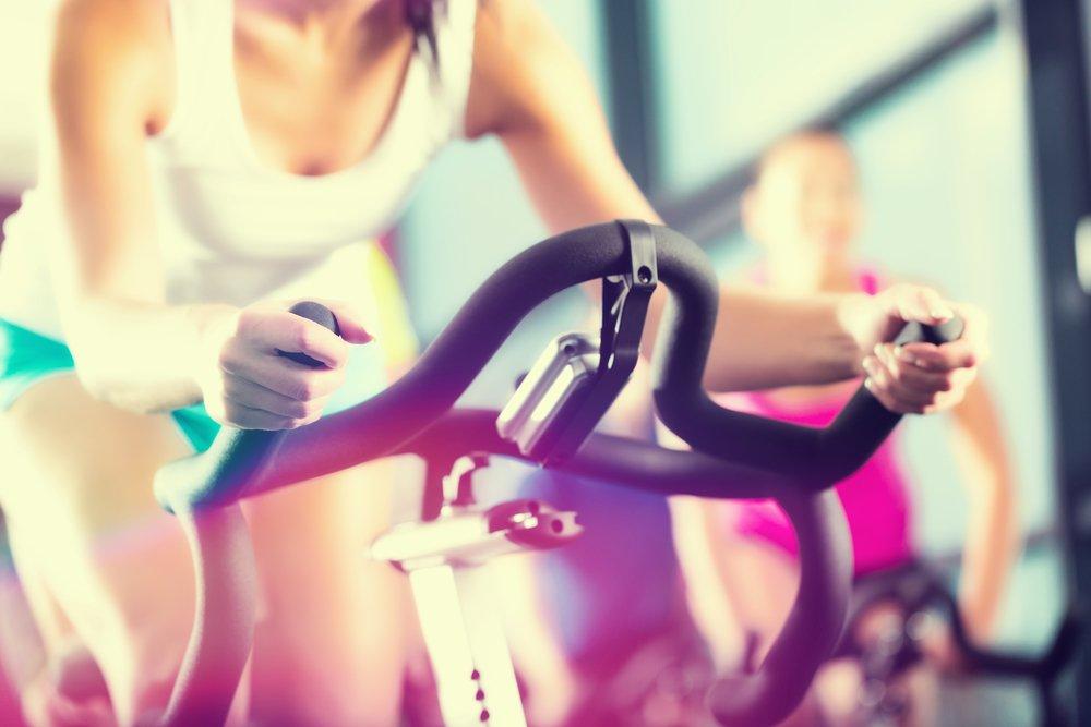 Занятия фитнесом для выносливости и управления своим телом