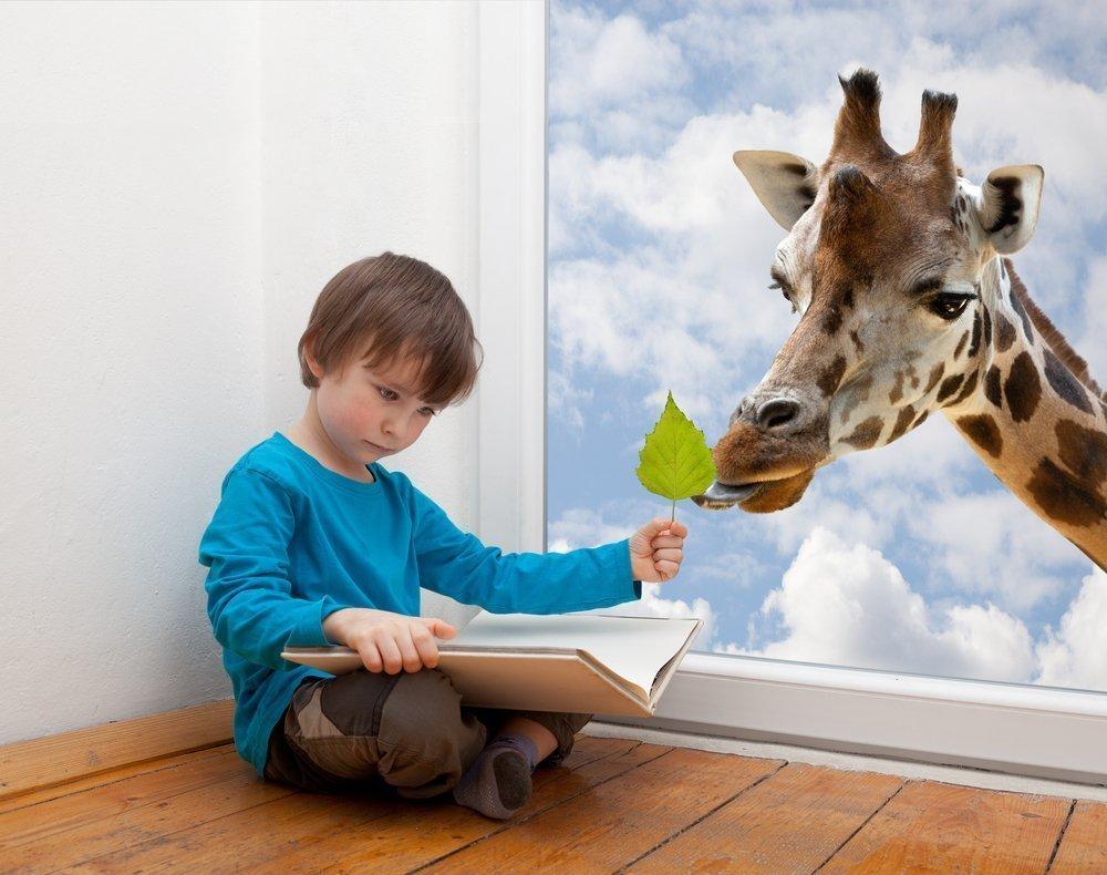 Роль книги в развитии ребенка