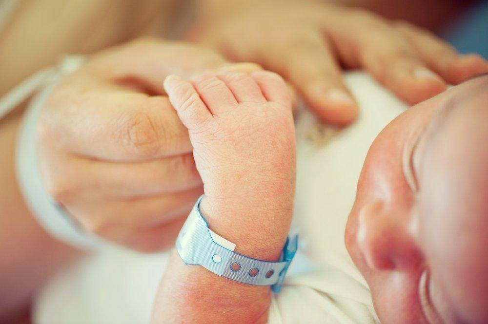 Кровоизлияние у новорожденных