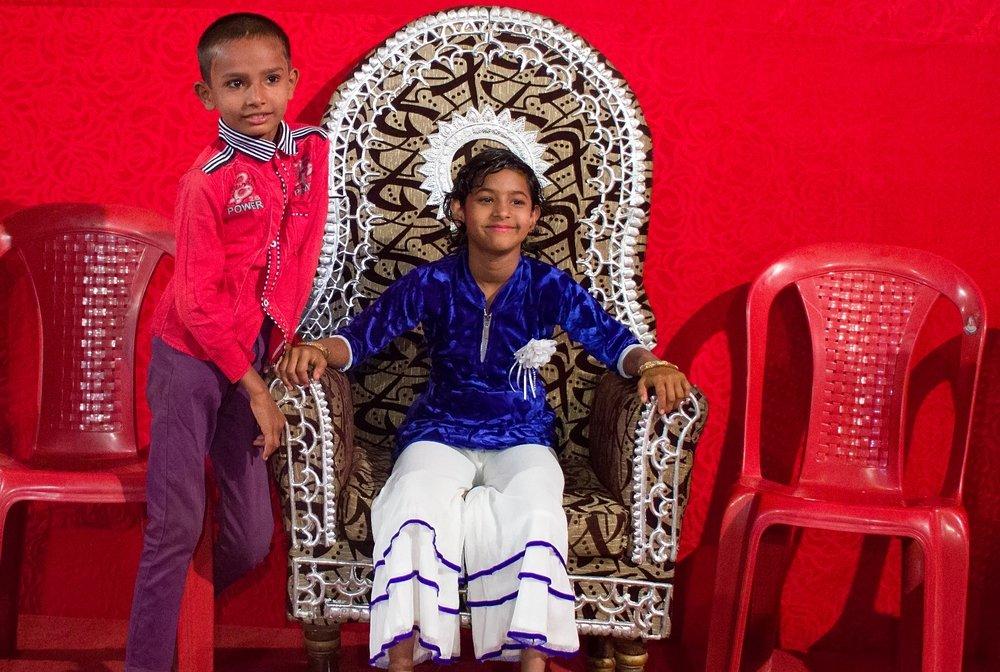 Страны, где девочек рано выдают замуж