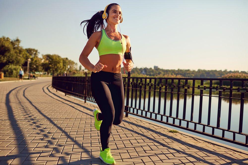 Плюсы беговых упражнений