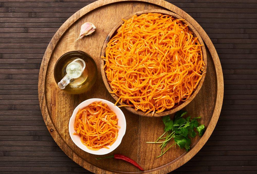 Выбор морковки, особенности приготовления