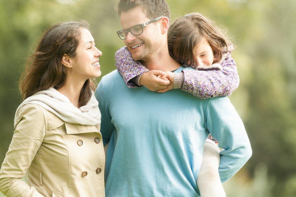 В парк с папой или бабушкой — свободное время для мамы и смена обстановки для малыша