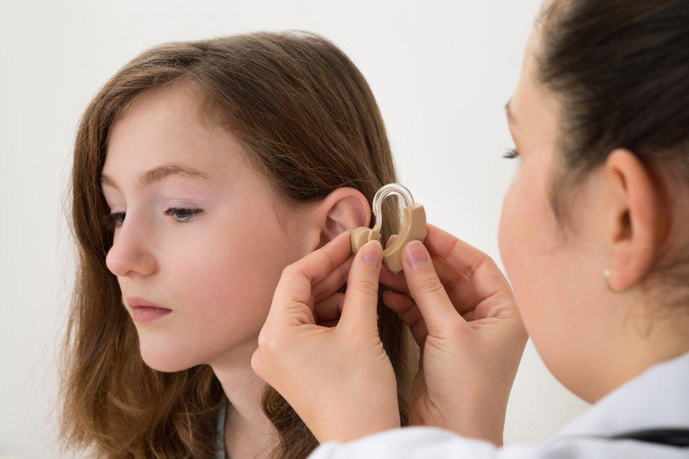 Нарушения слуха у детей: классификация патологии