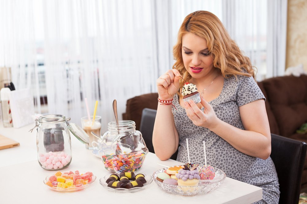 Как реагировать на срывы во время похудения?