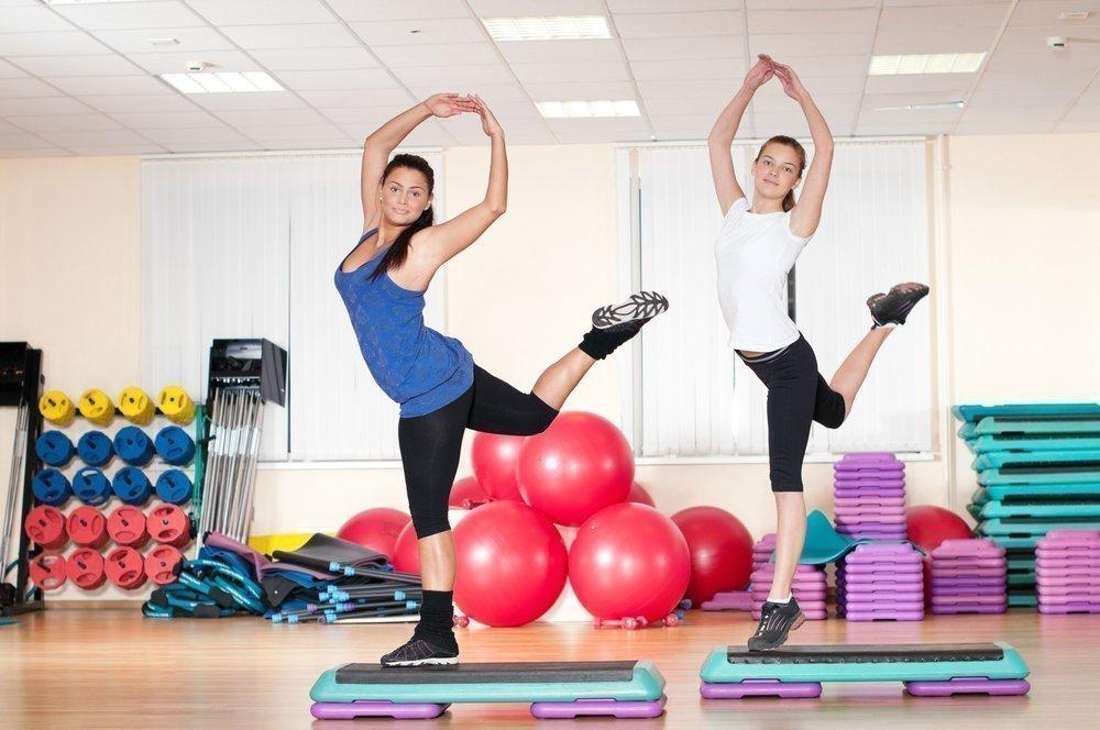 Организация аэробных фитнес-тренировок