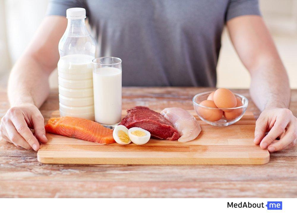 Основные аминокислоты белков
