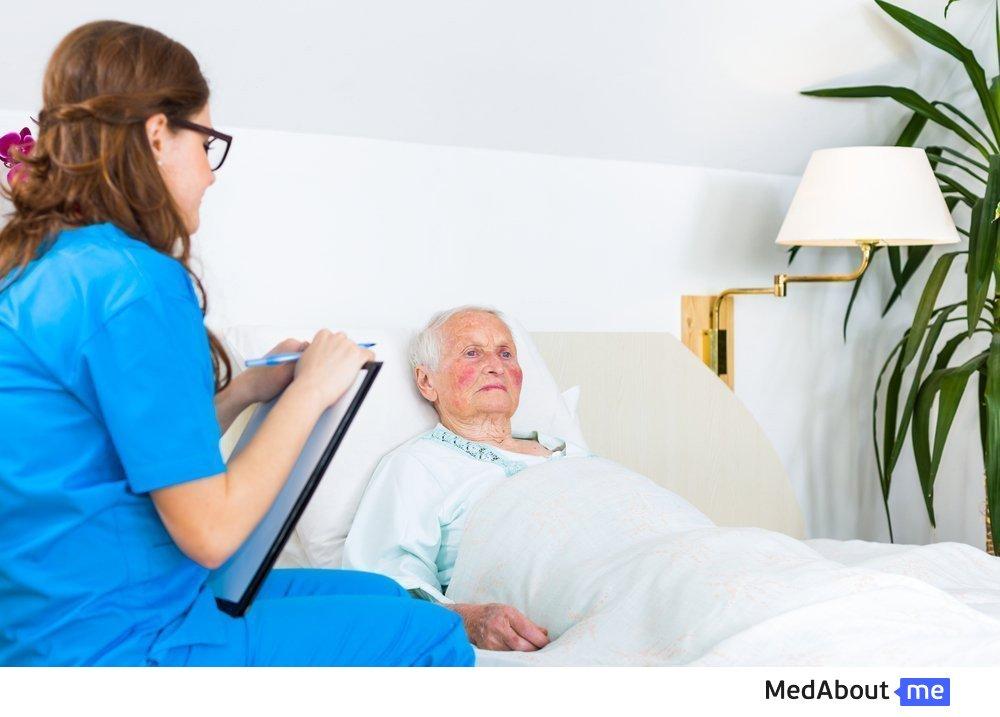 Болезнь Паркинсона: стадии развития
