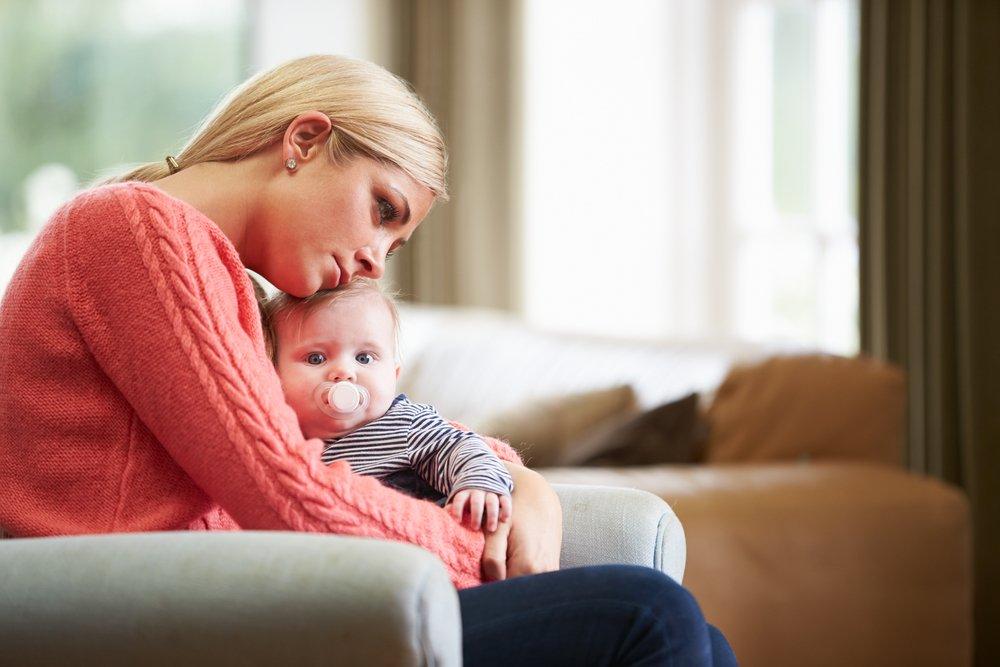 Трудности современных матерей