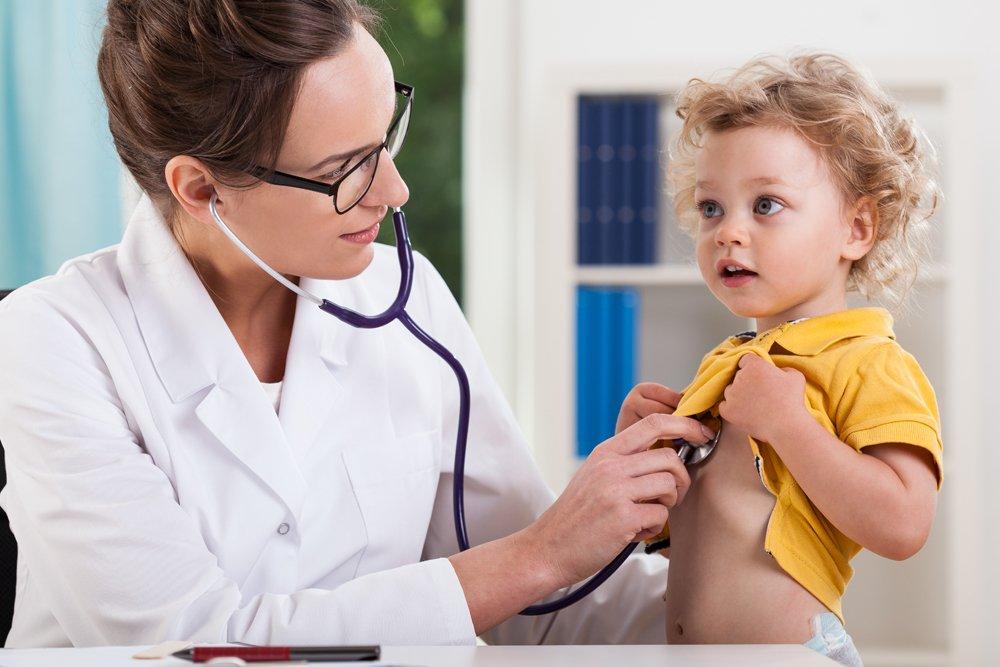 Детский кардиолог: врач для сердца