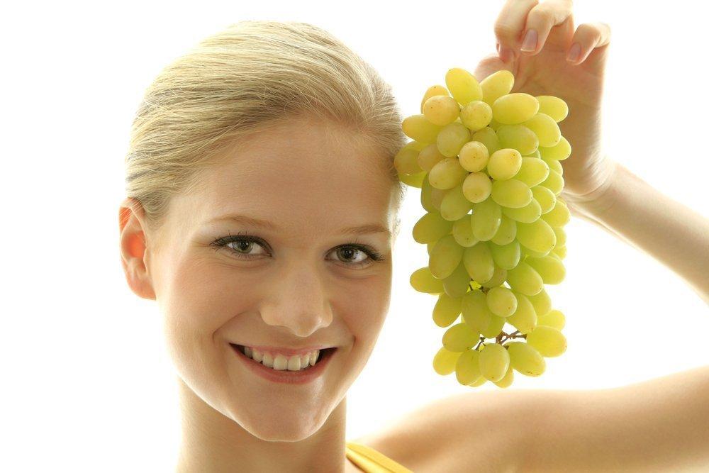 Простые рецепты домашних косметических средств на основе винограда