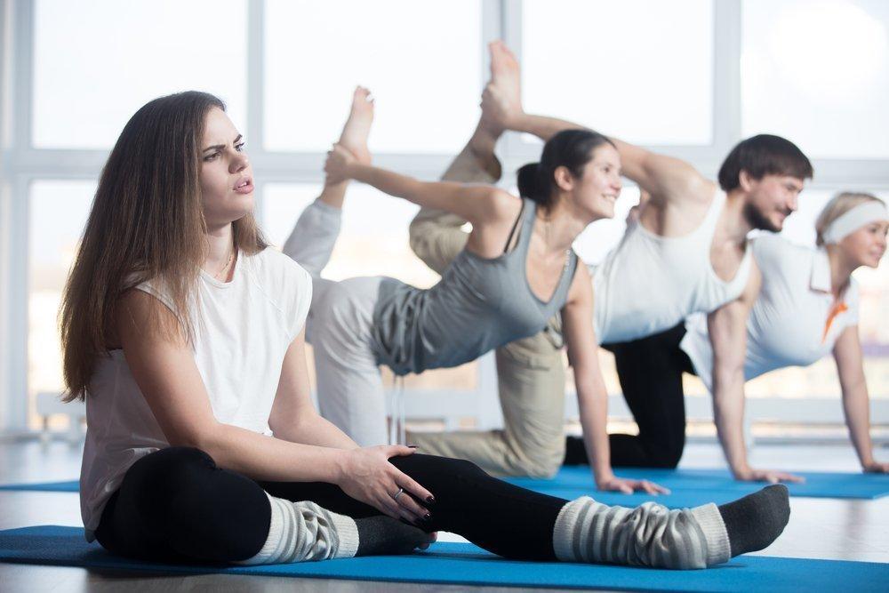 Почему мышцы сводит судорогой?