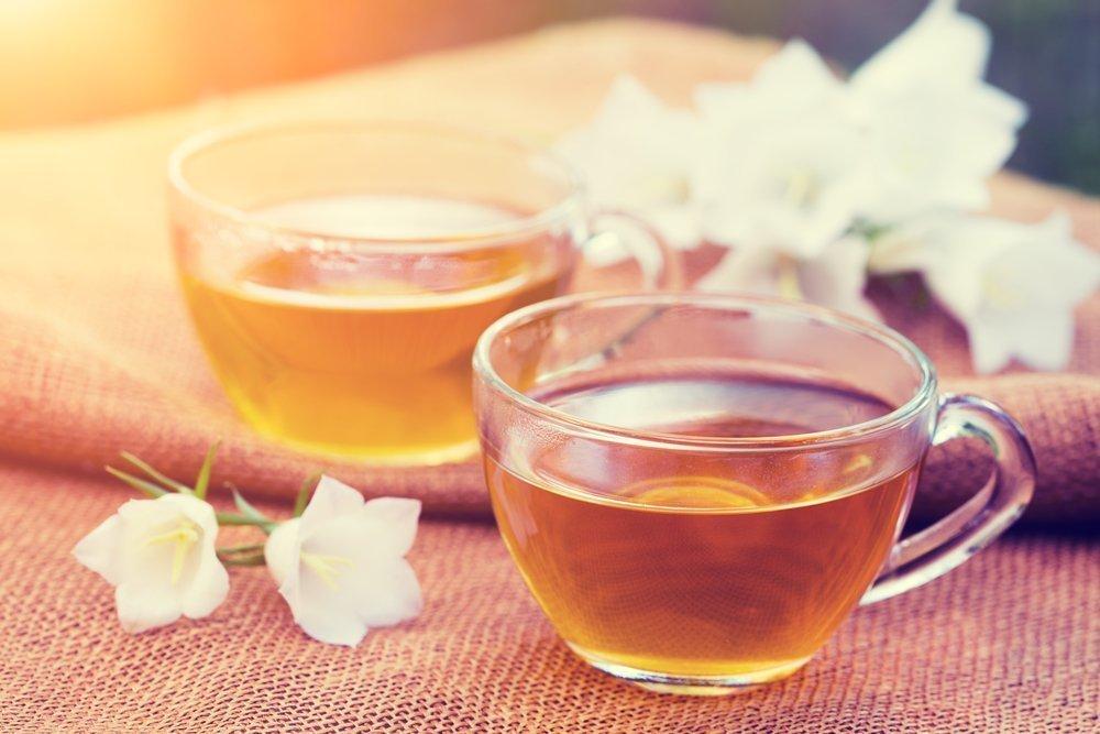 Чай из трав для малыша
