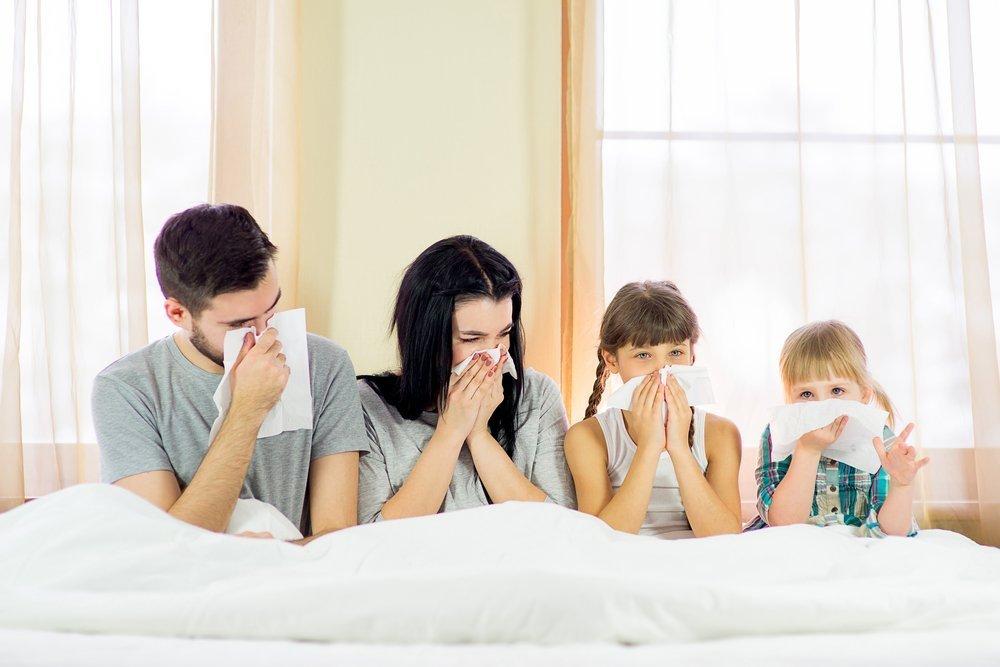 Отличаются ли симптомы ринита у взрослых и детей