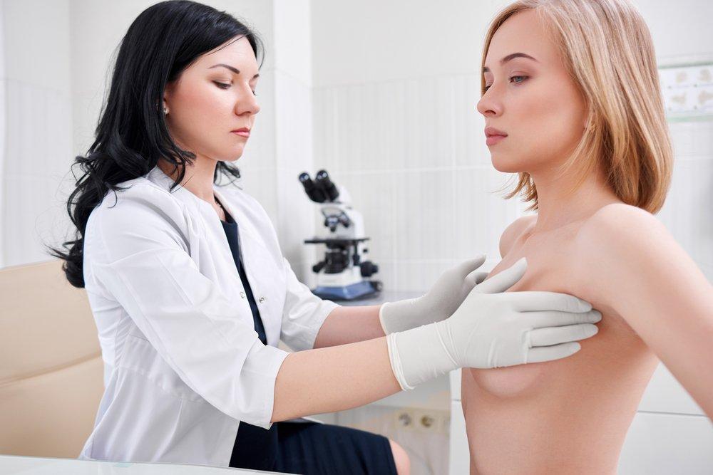 Почему образуются кисты груди?