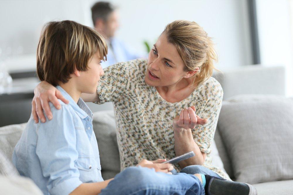 Как скорректировать психику ребенка