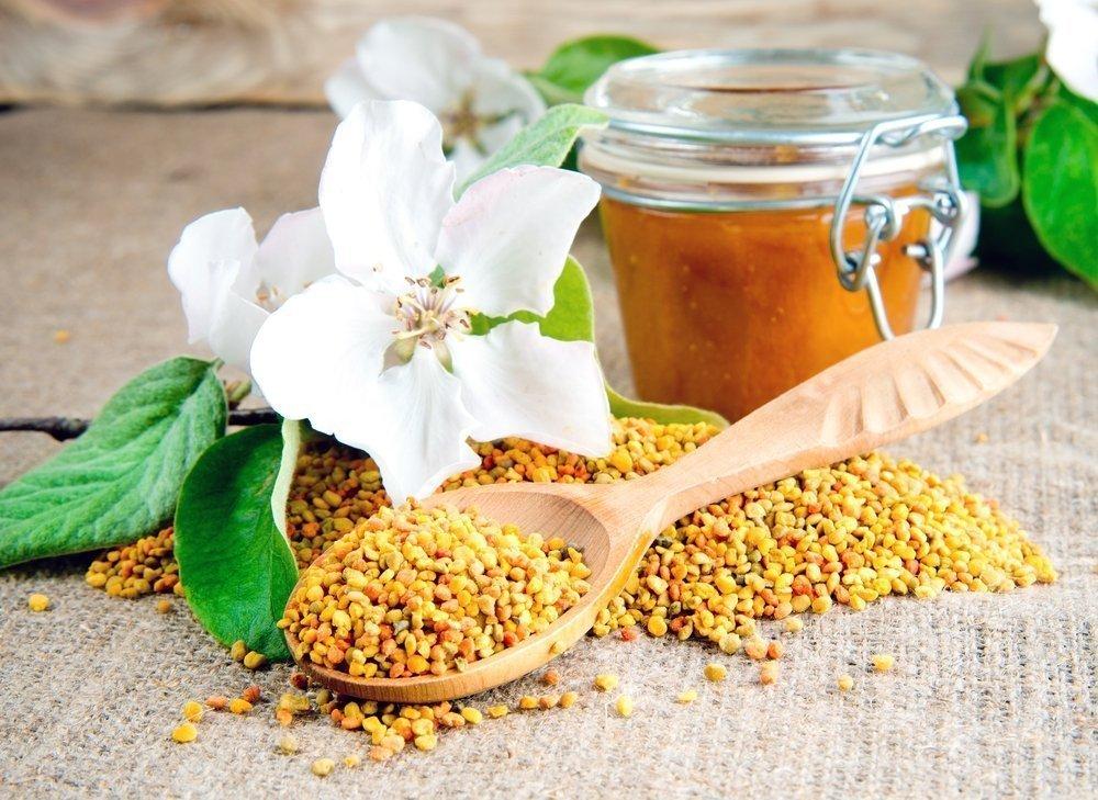 перга с медом для потенции
