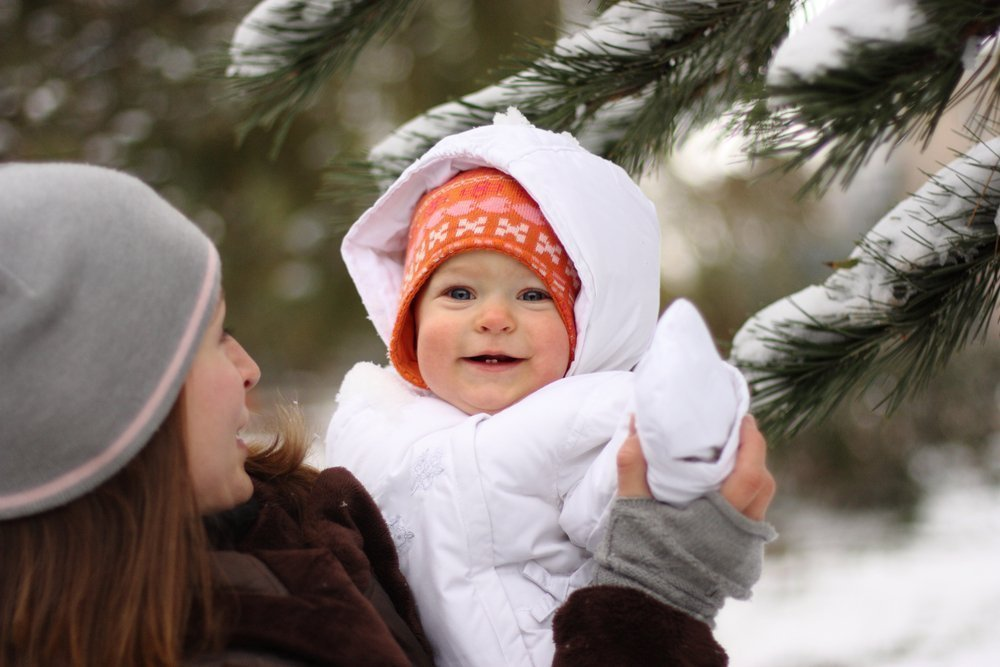 Зима – укрепляем иммунитет
