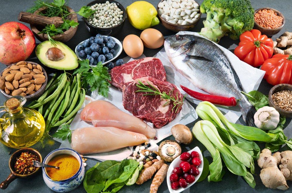 Основные правила лепестковой диеты