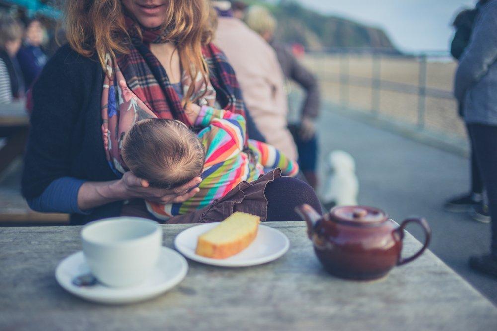 Методы увеличения количества молока у матери