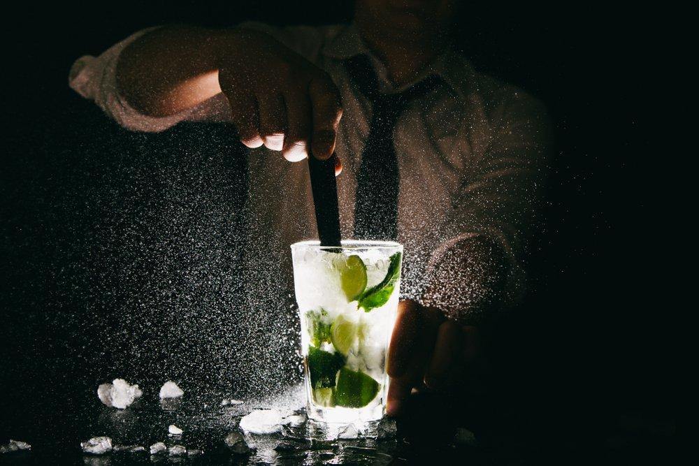 Рецепт приготовления безалкогольного мохито