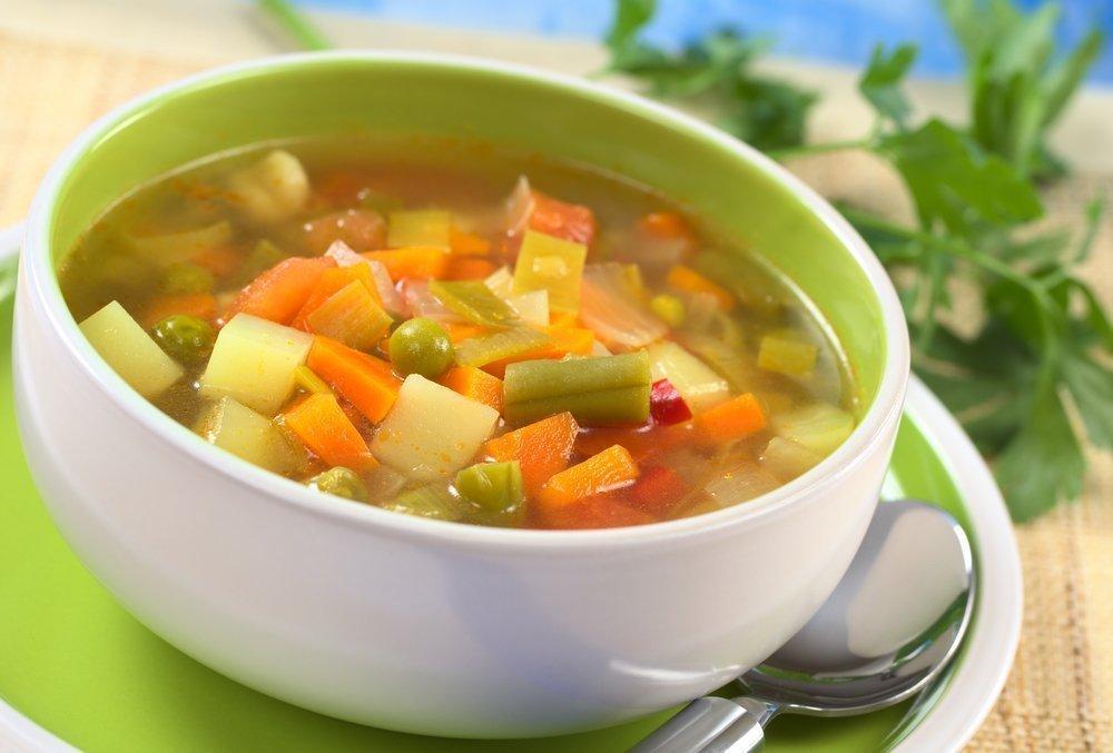 Суп и аппетит