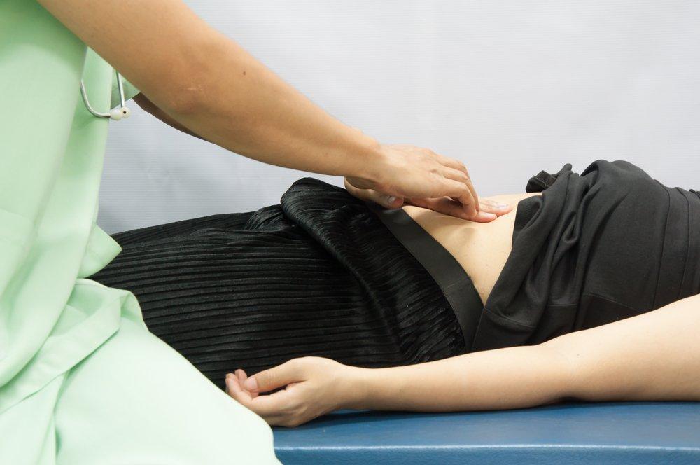 Что называют диастазом мышц пресса?