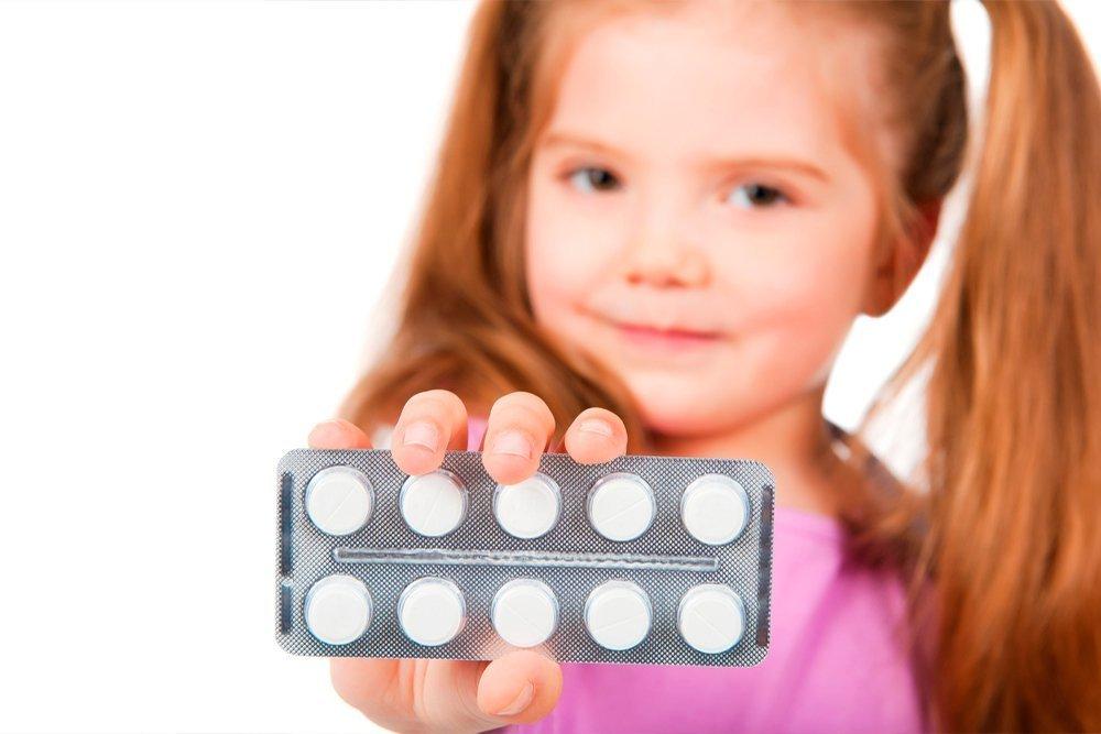 Дети и антибиотики: степень опасности