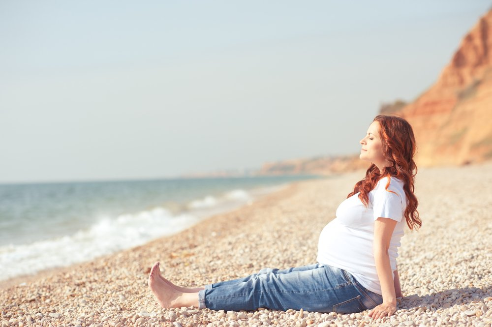 Польза отдыха в период ожидания ребенка