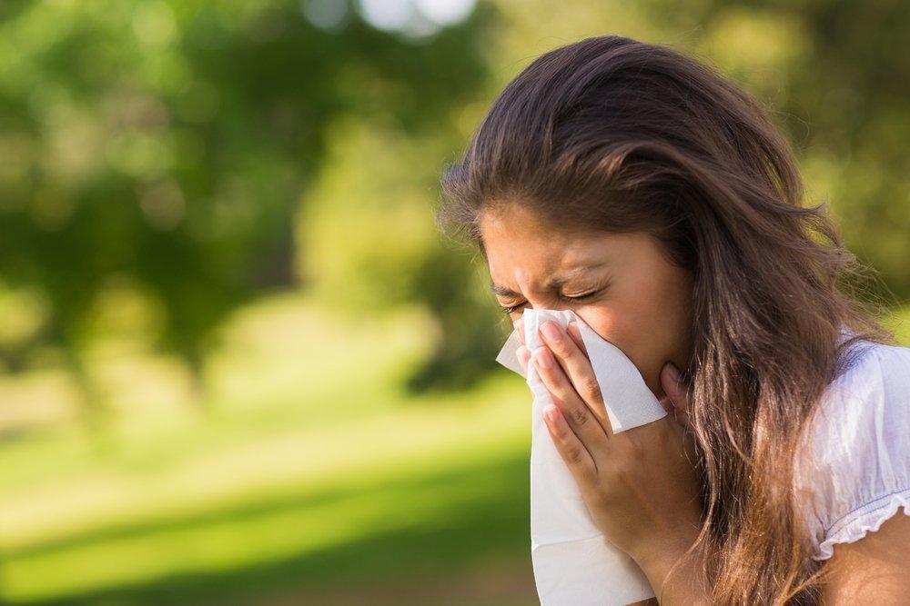 Аллергия в период кормления