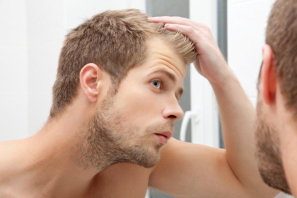 Волосы медленно растут: дефицит витаминов