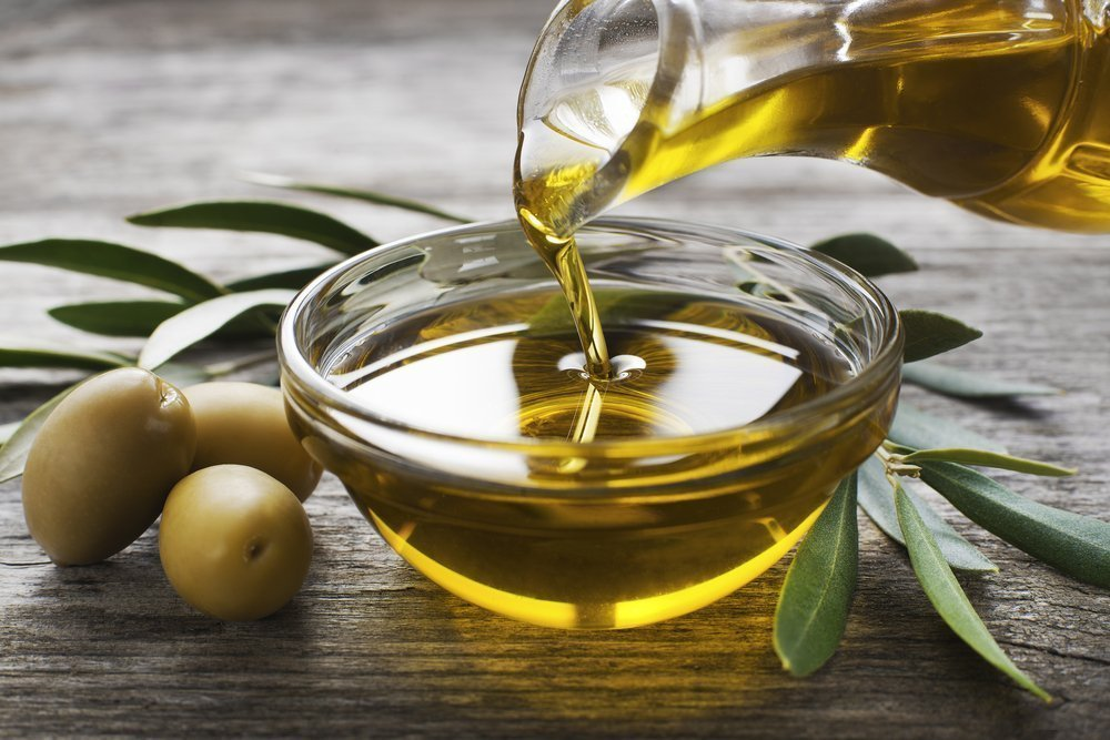 Средиземноморская диета и оливковое масло