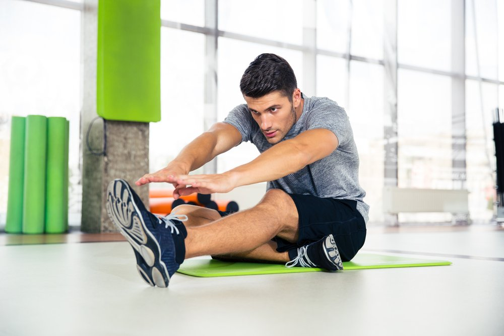 Комплекс упражнений для растяжки мышц ног