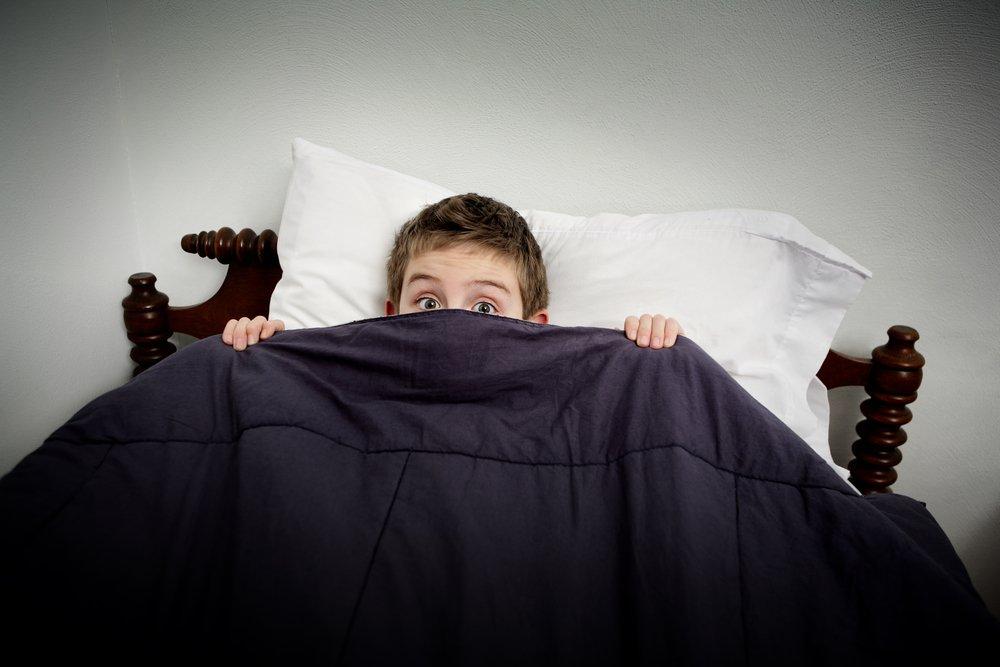 Недержание мочи у ребенка в ночное время