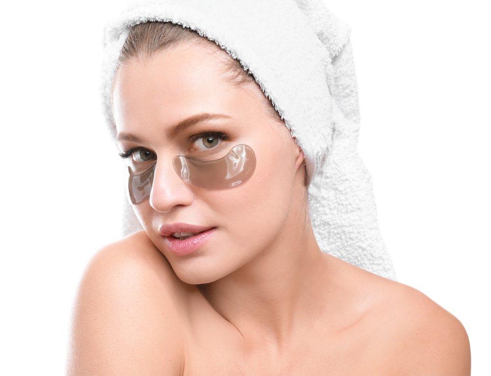 Патчи для разглаживания морщин и ухода за кожей вокруг глаз