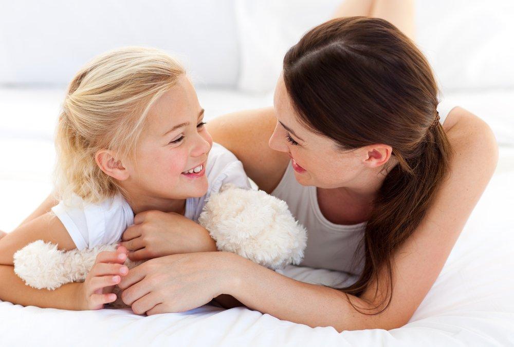 Личный пример родителей — лучший способ влияния на детей