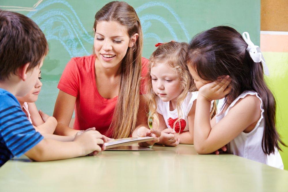 Значение детского сада в жизни детей