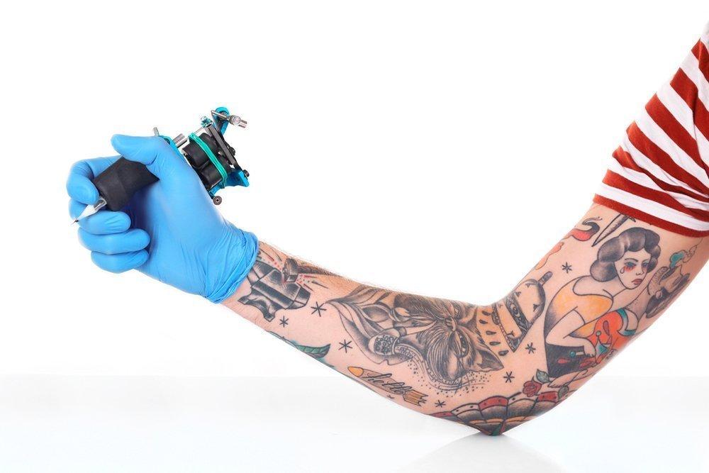Татуировки при диабете, лучевой терапии