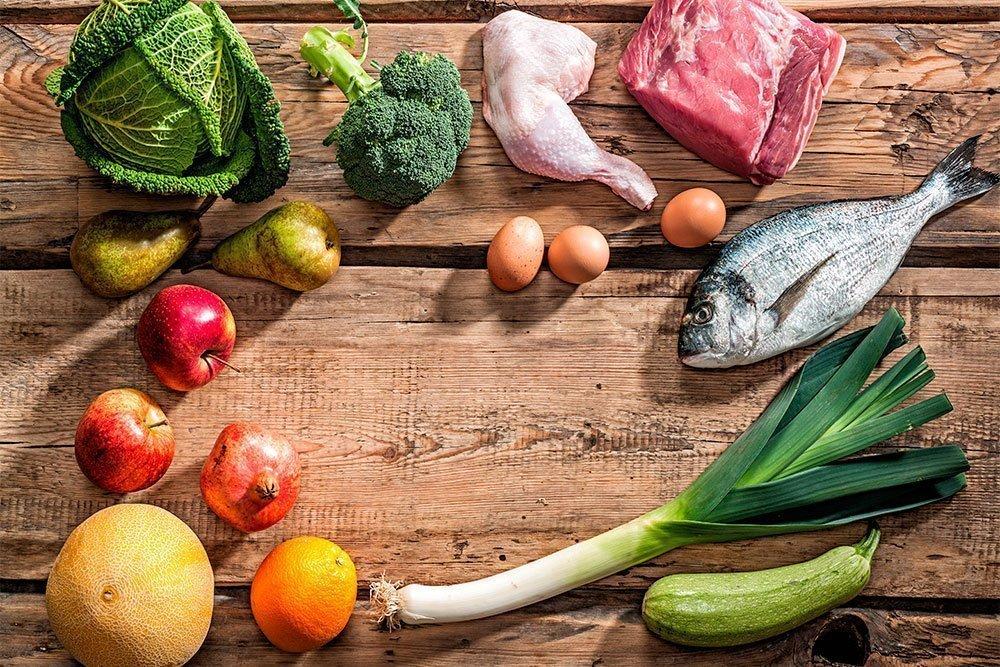 Основные принципы правильного питания для похудения