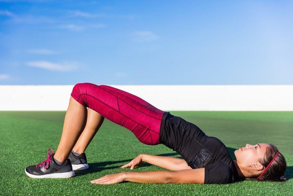 Упражнения для проработки живота и боков