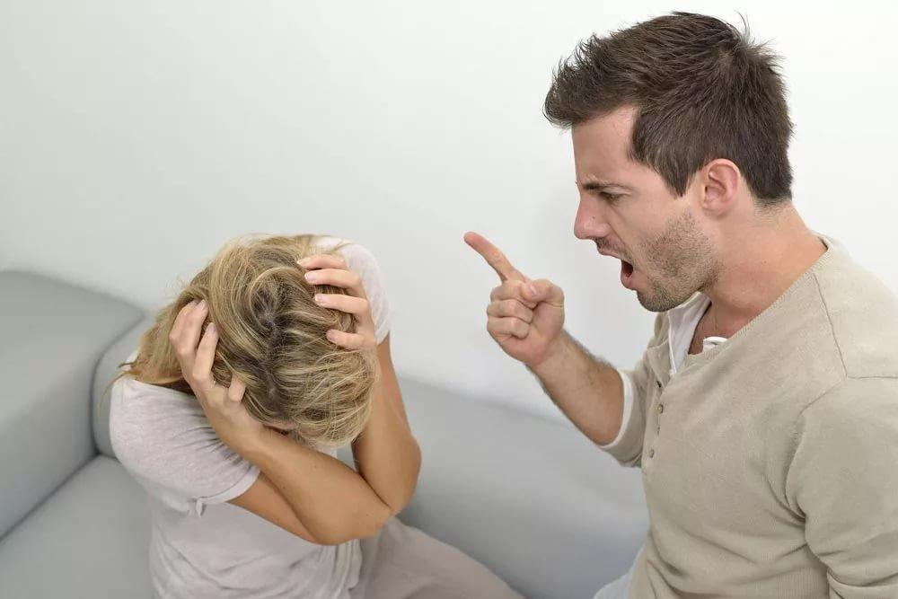 Отношения с мужчиной: агрессия и алкоголизм