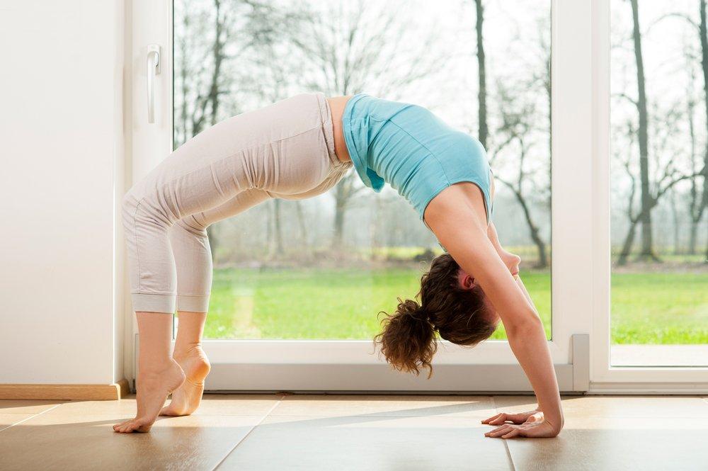Разминочные упражнения