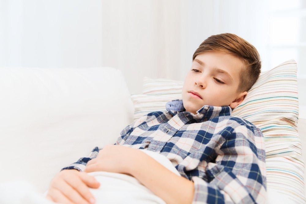недомогание у ребенка