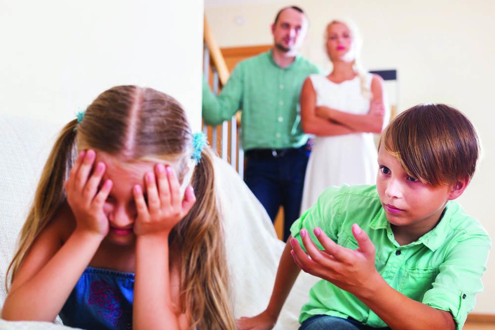Запугивание детей и угрозы